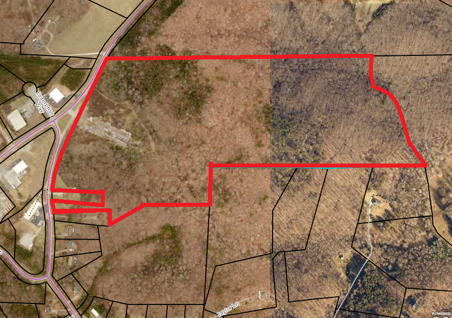 71.81 ac Zoned Residential Growth