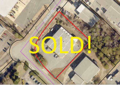 PROPERTY SOLD – 1.33 ac Zoned Industrial